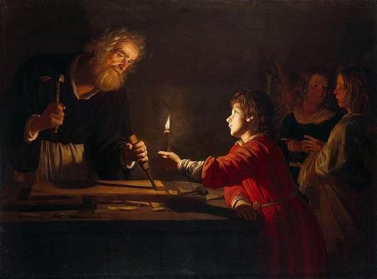 św.Józef Rzemieślnik