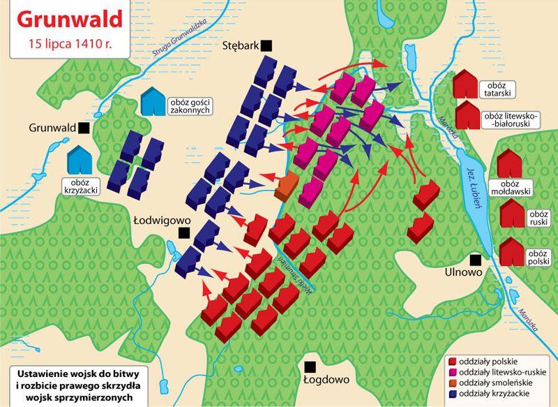 bitwa_grunwald_mapa